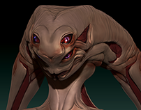 Female Alien