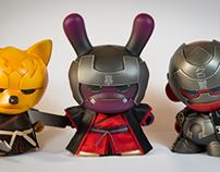 The 3 Samurais