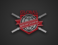 GLOBAL SHOWDOWN | logo proposals
