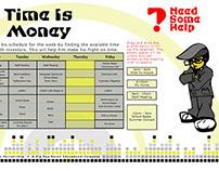 Time Is Money Children's After School Activity