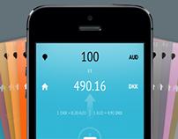 The Currencies - Converter App