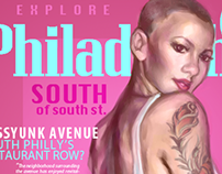 Philadelphia Magazine Cover