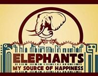 Elephants .... Happiness :)