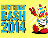 2014 B-93 Birthday Bash