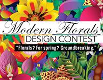 Modern Florals Contest