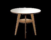 IWOODLIKE Bolero table