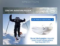 Facebook App - Intel Spedition