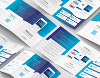 Mobile App – Brochures Bundle Print Templates