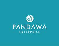 Pandawa Enterprise Branding & Visual ID