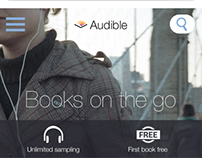 Audible Mobile