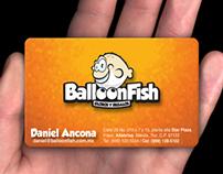 BalloonFish / Branding