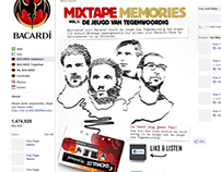Bacardi & 22 Tracks • Mixtape Memories