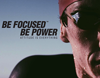 Be Focused. Be Power 2014