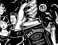 JACK'N ROLL • Jack Daniel's Party