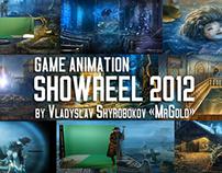 Game ShowReel 2012 by MrGold [Vladyslav Shyrobokov]