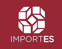 IMPORTES - LogoDesign