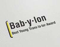 Babylon Best Young Translator Award