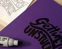 Hand Lettering: Getting Unstuck