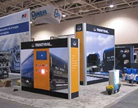 Tradeshow Booth: Trinity Industries