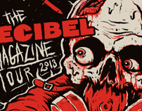 Decibel Magazine Tours