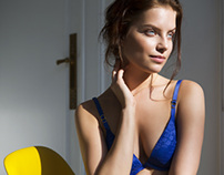 Yaminta Lookbook Lingerie Spring 2014