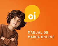 Oi - Manual de Marca Online