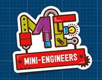 Mini Engineers Brand Identity