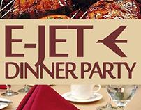 E-Jet Dinner Party