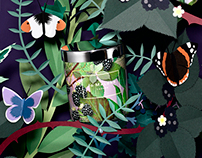 Lydia Shirreff and Omer Knaz for Jo Malone