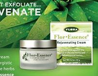 Flora Ad Concept