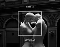 Contrvst Fashion Label Branding