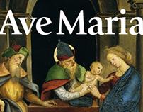 AVE MARIA - Libreria Editrice Vaticana - gennaio 2013