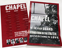 Union Chapel Brochure Spring 2014