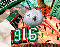 LEGIO-nisci Legia Warszawa 1916 by ArchieVederchie * *