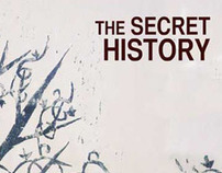 The Secret History - Book Cover Design