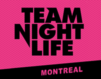Team Night Life: Event planning