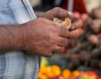 The weekly bazaar, Dereköy