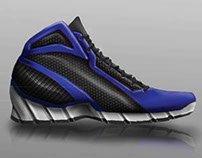 Basketball Shoe Rendering