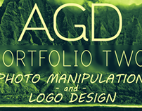 AGD Portfolio Two: Photo manipulation (and logo design)