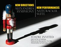 Alexandria Symphony Postcard