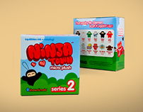 Ninjatown: Micro Plush