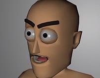 3D Animated Lip Sync