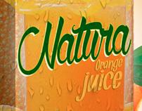 NATURA Orange Juice