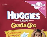 Huggies® Supreme - Kroger Breast Cancer Promotion