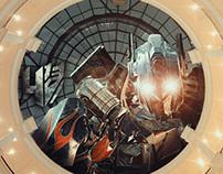 BE / Hasbro, Ativações Transformers 4, Concorrência