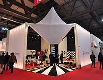 Altreforme Fair Stand for Salone del Mobile 2013