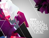 Global Fashion Awards London 2012