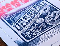 Puma Urban Art Poster