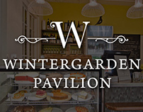 Wintergarden Pavilion - Graphic Design