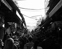 market madness - Carmel market, TelAviv